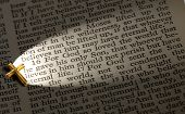 stock photo of bible verses  - John 3 - JPG