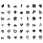 pic of socialism  - social network icons - JPG