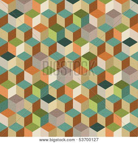 Fundo mosaico abstrato