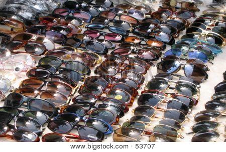 Sunglasses Galore!