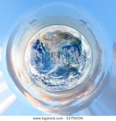 Small Earth
