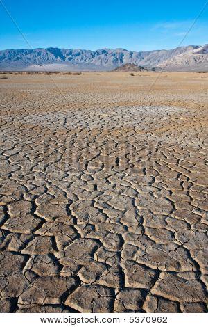 Dry Lake Bed