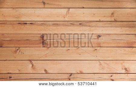 Uncolored New Wooden Wall. Photo Background Texture