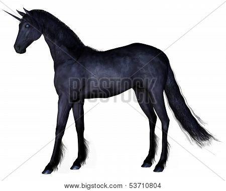 Black Unicorn - standing