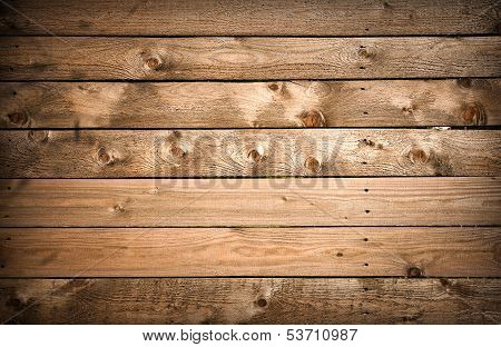Uncolored Wooden Lining Boards