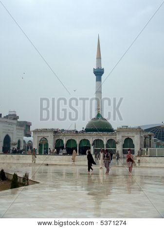 Ali Hajveri Ganj Baksh Shrine Lahore