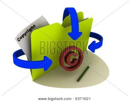 Copyright Folder