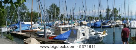 Yachtclub Immenstaad Am Bodensee