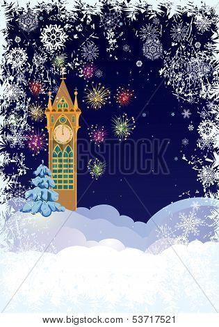 Christmas Tower
