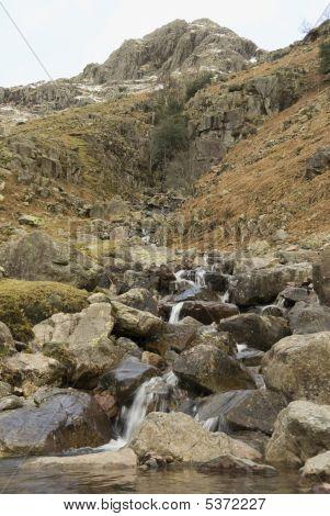 Mountain River, Peak District