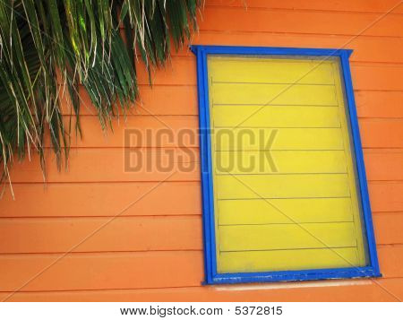 Big Yellow Window