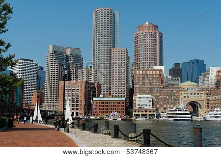 Downtown Boston