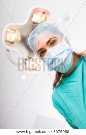 Working Surgeon