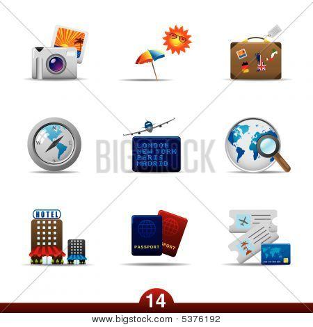 Icon Series - Travel