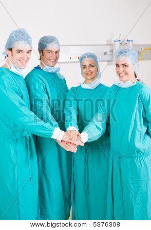 Happy Surgeons