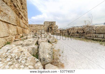 Crusader Castle, Byblos, Lebanon
