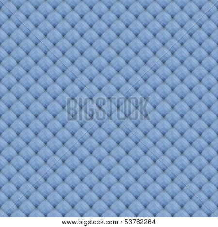 Blue Canvas Slanting Pattern Background