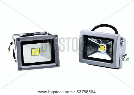 LED industrial searchlights