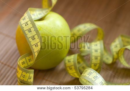 Apple And Metric Ribbon