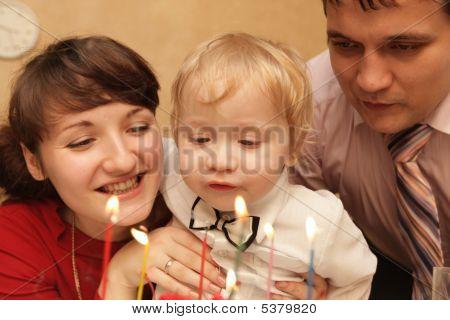 Birthday Of Boy