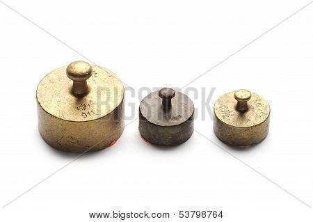 Three Little Weights