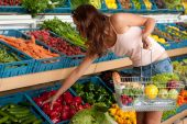 pic of grocery-shopping  - Shopping series  - JPG