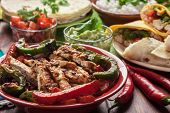 image of mexican  - traditional mexican food - JPG