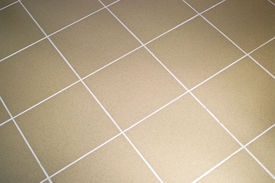 picture of ceramic tile  - Ceramic tile floor brown color - JPG