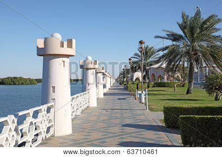 Corniche In Abu Dhabi