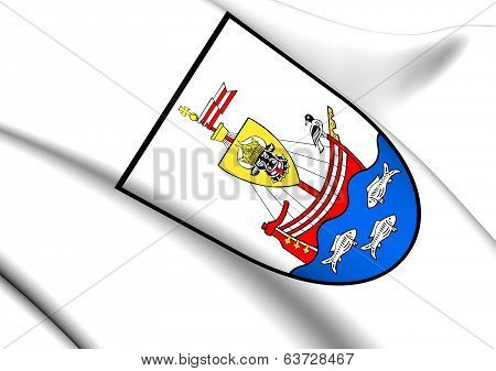 Wismar Coat Of Arms