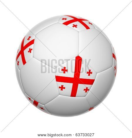 Georgian Soccer Ball