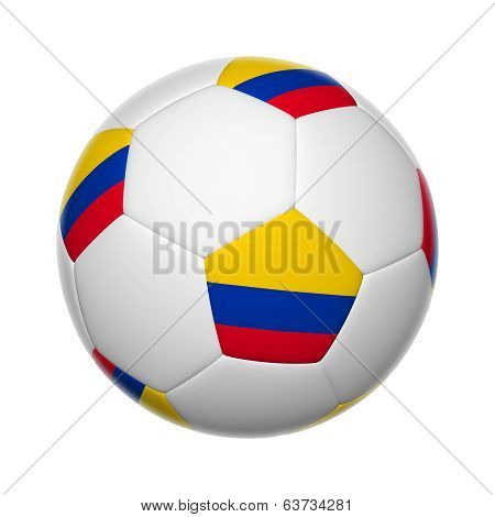 Colombian Soccer Ball