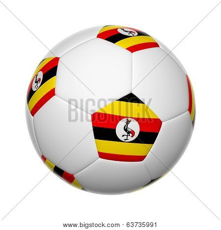 Uganda Soccer Ball