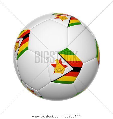 Zimbabwe Soccer Ball