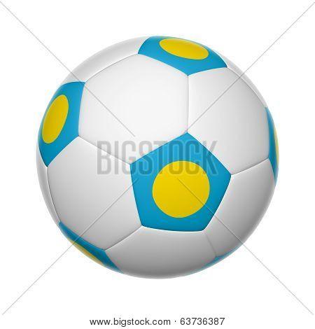 Palau Soccer Ball