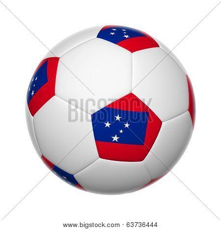 Samoan Soccer Ball