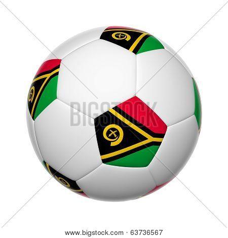 Vanuatu Soccer Ball