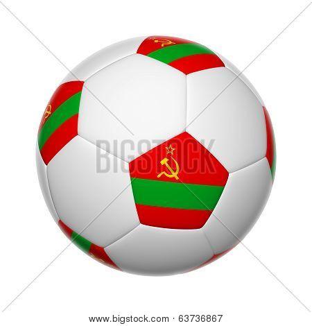 Transnistria Soccer Ball