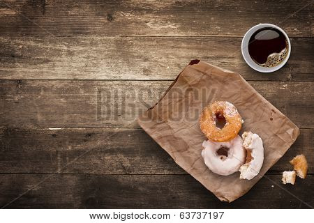 Donuts For Lunch.