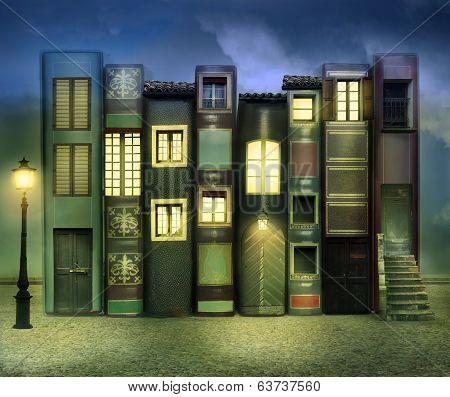 Books Inhabited