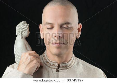 Buddhist And Buddha Statue