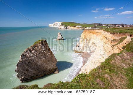 Freshwater Bay Isle Of Wight England