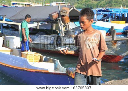 Labuan Bajo Port Indonesia