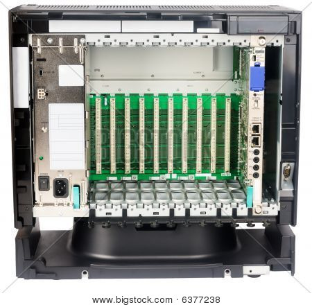 Telephone Switch Chassis