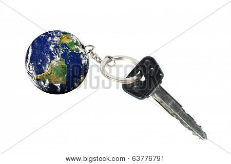 Key Of The Earth