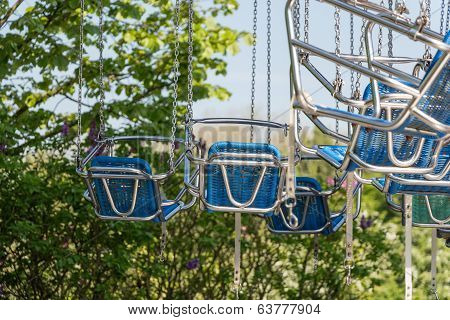 Swing Ride Seats