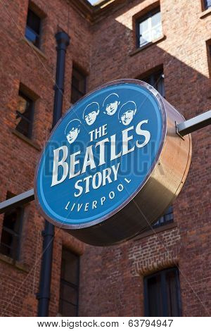 The Beatles Story Exhibition