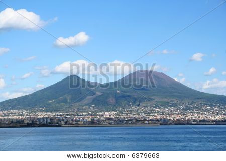 Italy, Vesuvius Volcano