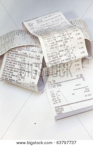Printout Payment
