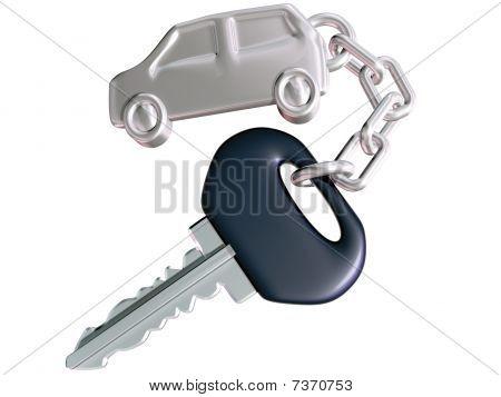 Car Key And Car Fob
